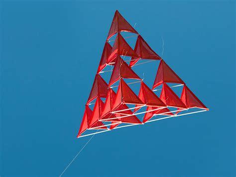 47 tetrahedron kite template images tetrahedral kites
