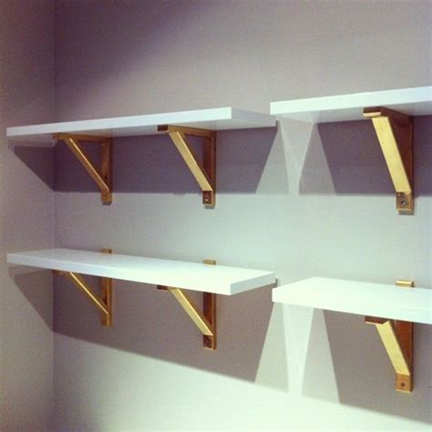 Gold Shelf Brackets by A Z Home Decor Trend 2014 Gold Real Houses Of The Bay Area