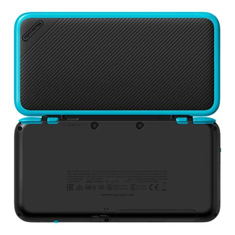 Nintendo New 2ds Xl Console new nintendo 2ds xl black tourquoise console the gamesmen