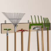 fabriquer un porte outil de jardin jardinage