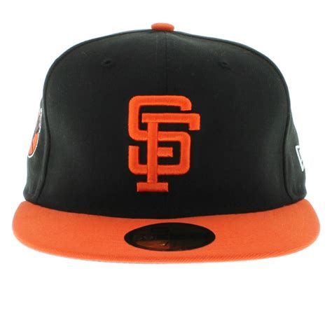 sf giants colors san francisco giants side patch 59fifty craniumfitteds