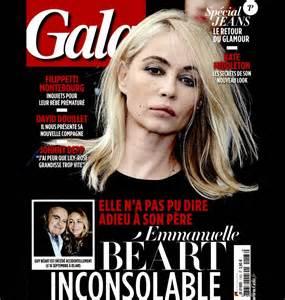 couverture du magazine gala du 23 septembre 2015