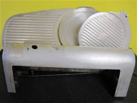 hobart 1612 guards only heavy duty slicer for parts or