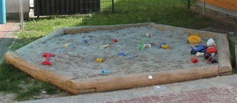 robinie rundholz sandkasten rundholz 216 3m 04 035 4 sand wasser