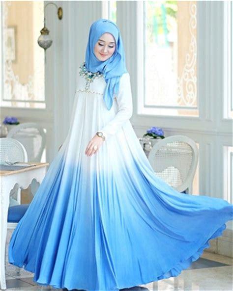 Baju Muslim Gamis Korin Vs model baju dian pelangi terbaru busana muslim rancangan
