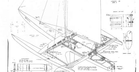 catamaran drawing isometric drawing of a catamaran ship isometria e