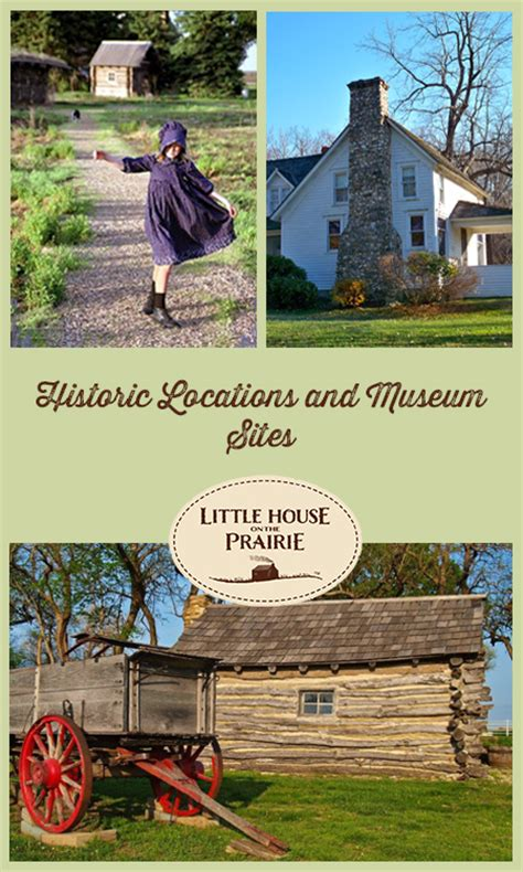 little house on the prairie museum historic locations and museum sites for little house on the prairie fans