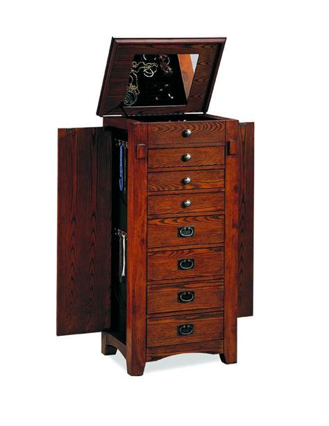 jewelry armoire mission style 24 best images about jewelry armoire on pinterest