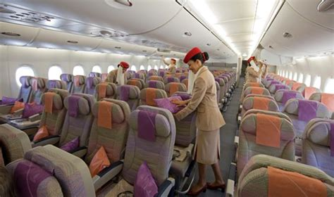 emirates premium economy the best seats in economy class on emirates airbus a380
