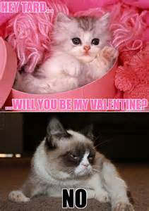 Grumpy Cat Meme Valentines Day - welcome to memespp com