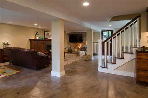 Painting Basement Floor: Painting, Finishing and Covering
