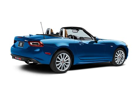 Fiat 134 Spider 2017 Fiat 124 Spider Look Review Motor Trend