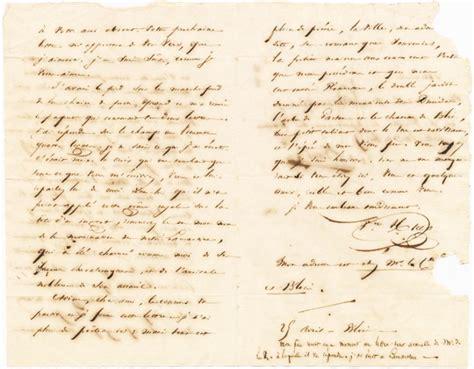 Exemple De Lettre Ouverte Victor Hugo Une Lettre In 233 Dite De Victor Hugo Aux Archives D 233 Partementales 224 Blois Le Petit Vendomois