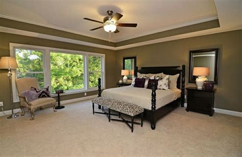 Gray Bedroom Tray Ceiling Benjamin Hc101 Hshire Gray Interior Colors