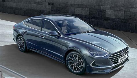 2020 Hyundai Sonata by All New 2020 Hyundai Sonata Officially Revealed With