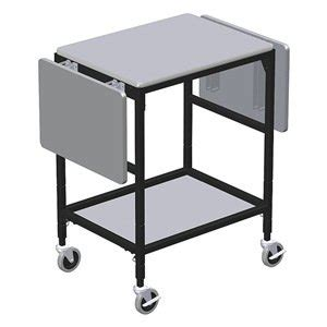 mobile work table adjustable mobile work table 54 in l co uk diy
