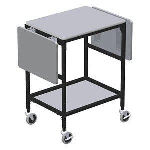 adjustable mobile work table 54 in l co uk diy