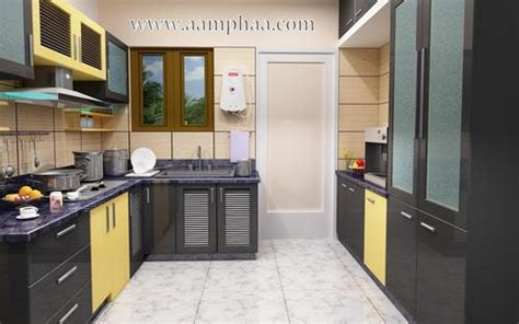 Tamilnadu Home Kitchen Design by Modular Kitchen Designing Services In Koyambedu Chennai