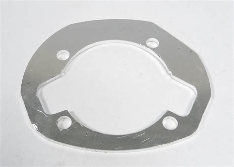 Slime 200cc lambretta gasket cylinder base packing packer plate large block 3 5mm mb mrb0136m35 mb