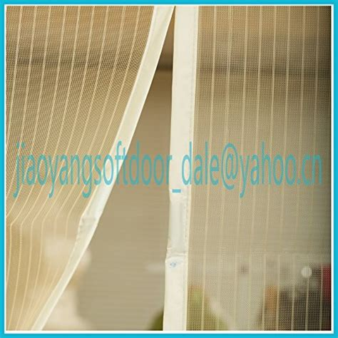 walk through curtains windscreen4less magnetic screen door 36 quot x 82 quot heavy