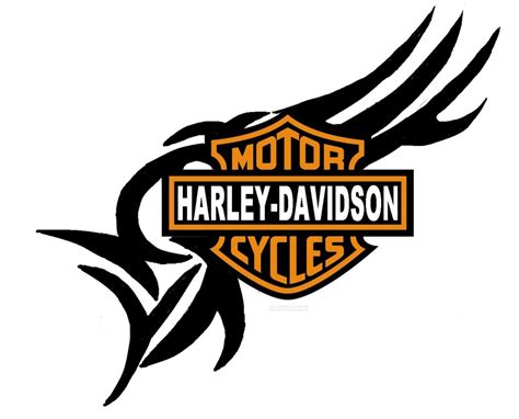 tattoo week logo harley davidson biker bike large temporary face body