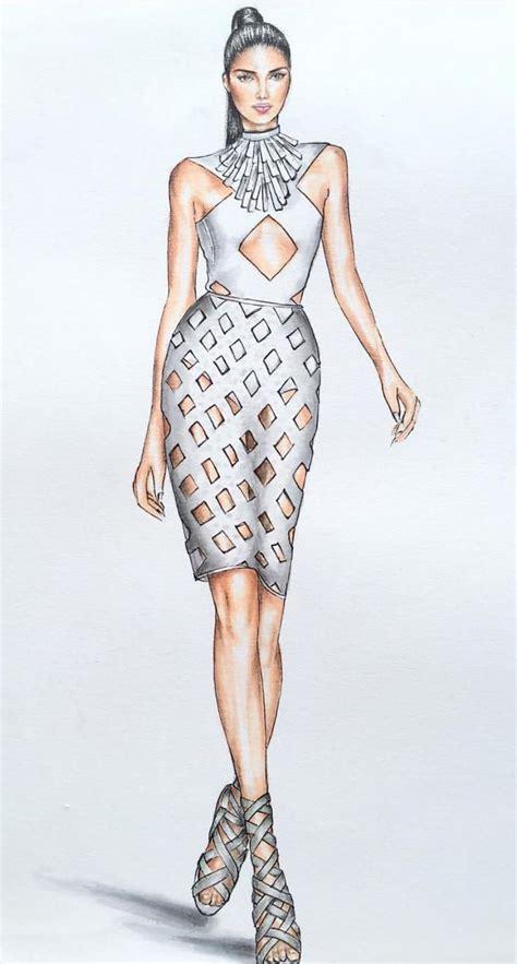 Drawing Dress