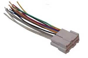 92 up gm radio wiring harness adapter wire connector ebay