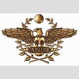 Spqr Eagle Standard | 442 x 292 png 160kB