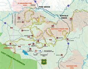 comba buffalo creek colorado trail map bikeresource