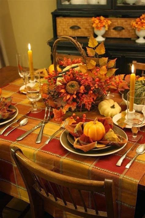 Thanksgiving Tablescapes Design Ideas Fall And Thanksgiving Tablescape Ideas