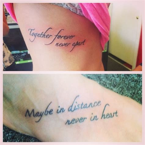cousin tattoo quotes quotesgram