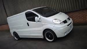 Renault Trafic Custom Renault Trafic With Hybrid Turbo Ade Tuning