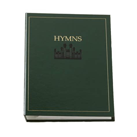 hymn books for church