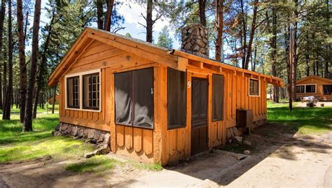 Custer State Park Cing Cabins by Housekeeping Cabin 2 H2db 187 Cabins