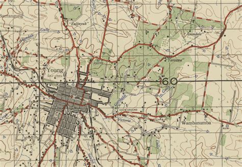 topographic maps australia australian topographic maps national library of australia