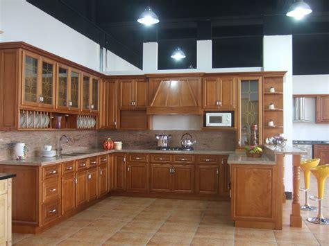 muebles de cocina de madera muebles de cocina de madera