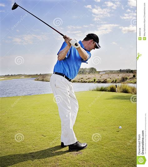 swing man golf golf swing royalty free stock photos image 30963128