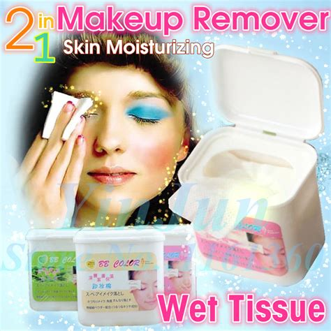 Make Up For So Moisturizing Cleansing 1 makeup remover tissue vizitmir