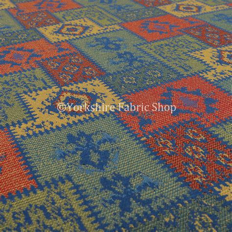 upholstery fabric patchwork jayapura collection of kilim patchwork heavyweight