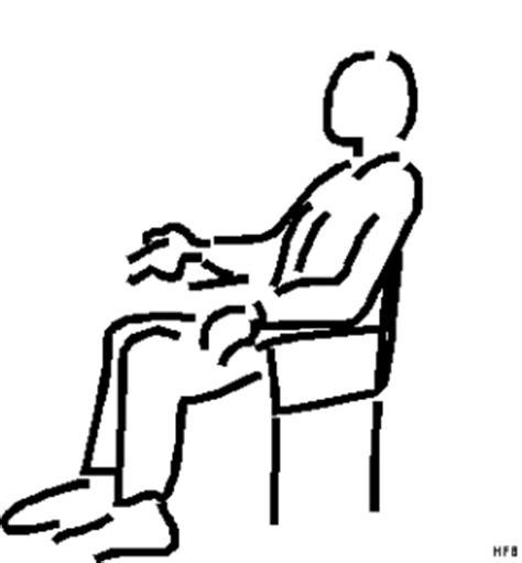 stuhl comic skizze mann in stuhl ausmalbild malvorlage comics