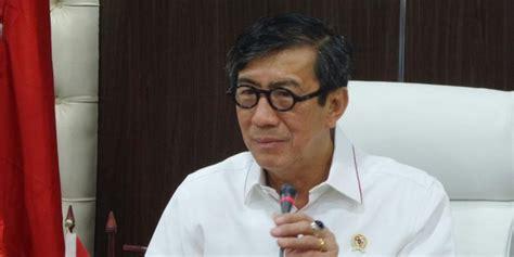 Pembahasan Undang Undang Pemberantasan Tindak Pidana Terorisme Wiyono pembahasan ruu anti terorisme lamban menkumham lapor