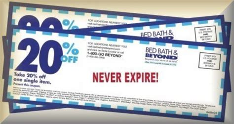 20 Coupon For Bed Bath And Beyond 20 Off Bed Bath And Beyond Coupon Online Spotify