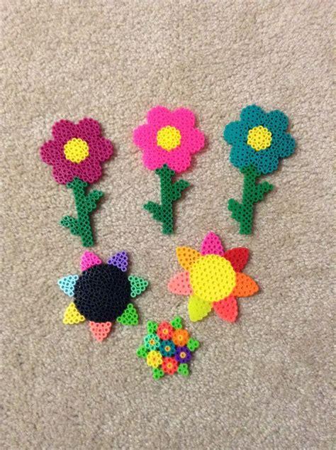 perler bead flower designs perler bead flower designs perler bead