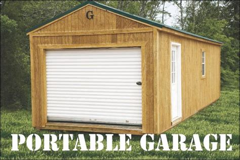 Rv Garage Plans And Designs graceland portable buildings garages cabins sheds barns