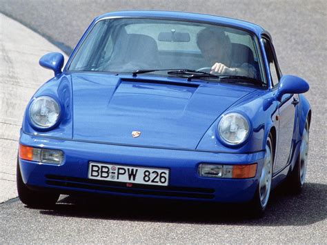 porsche 964 rs porsche 911 carrera rs 964 1991 1992 autoevolution