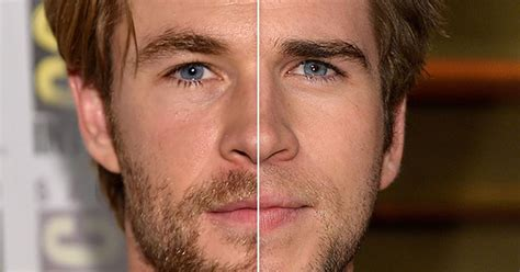 chris amp liam hemsworth 31 pairs of celebrities who are