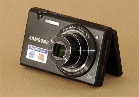 Kamera Samsung Mv samsung mv 800 im test 1 3 klappdisplay mit fingerschubs foerderland