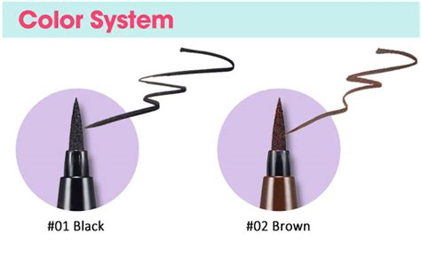 Etude All Day Fix Pen Liner 1 Black testerkorea trend setter from korea