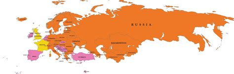 map of europe showing russia europe russia sales large jpg