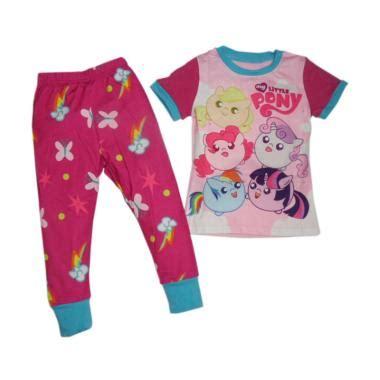 Baju Tidur Anak Perempuan Piyama Anak Hedgehog Pink jual baju tidur anak perempuan terbaru harga murah